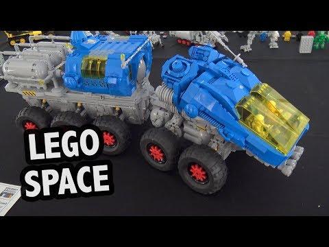 LEGO Classic Space Exploration MCU Rover | Paredes de Coura Fan Weekend 2017