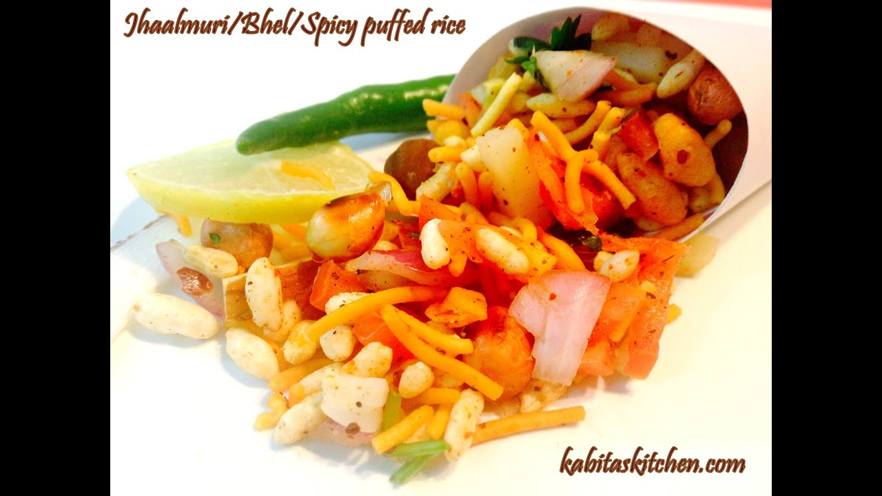 Jhaal muri bhel spicy puffed rice bengali jhaalmuri recipe jhaal muri bhel spicy puffed rice bengali jhaalmuri recipe bengali jhalmuri kolkata jhalmuri youtube forumfinder Images