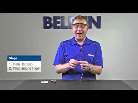 FX Brilliance - Prepping 900 µm by Belden
