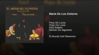Maria De Los Dolores