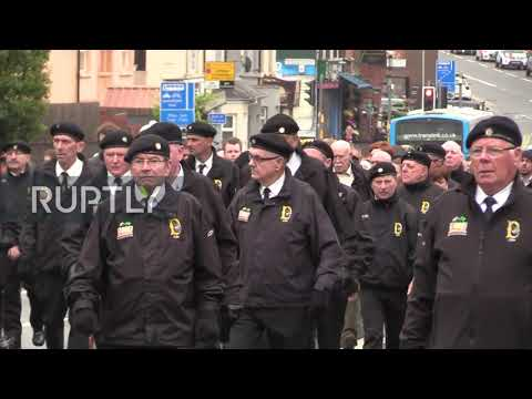 UK: Provisional IRA founder Billy Mckee laid to rest in Belfast