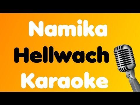 Namika - Hellwach - Karaoke