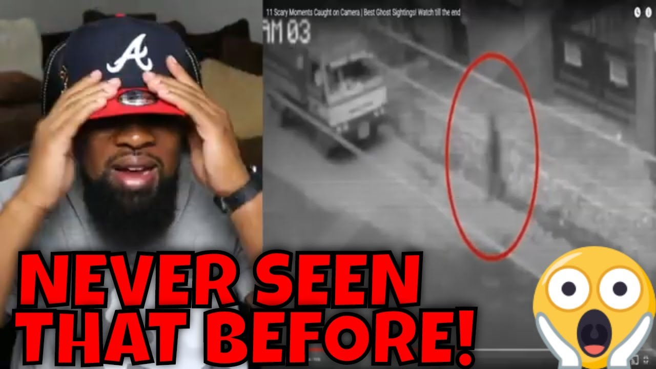Download 11 Scary Moments Caught on Camera Best Ghost Sightings! JUMPSCARE!