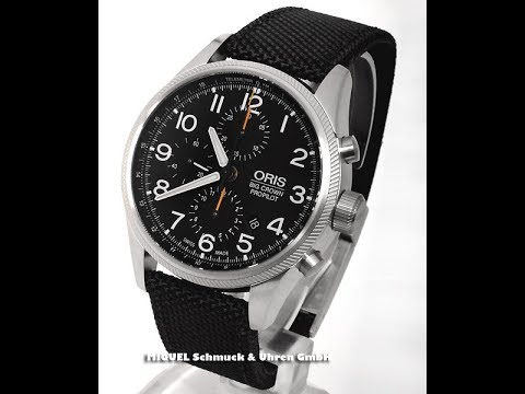 b15cb0b09 Oris Big Crown Pro Pilot Chronograph Ref. 01 774 7699 4134-07 5 22 15FC  (FM11292)