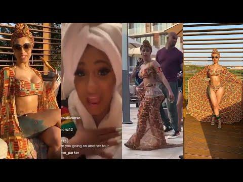 Cardi B reveals reasons for snubbing Ghanaian celebrities, EXPLAINED (full Vid) #livesportxfestival