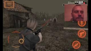 Resident evil 4  android gameplay version no root descarga download bajar gratis