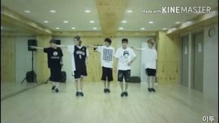 방탄소년단(BTS)비원에이포(B1A4)비슷한안무