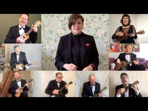 Higher And Higher - Ukulele Orchestra Of Great Britain