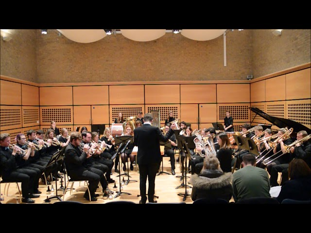 Blowsoc Brass Band: Paint It, Black