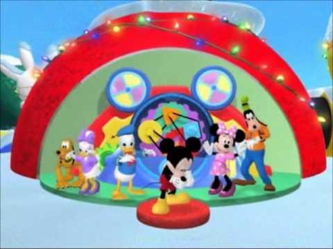 La mauske marcha de mickey mouse en espa ol doovi - La mickey danza ...