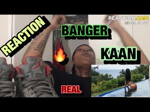 K.A.A.N. - Work (Prod. Cashflow) REACTION.CAM #KAAN