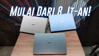10th Gen Anti Mahal! - Acer Swift 5, Swift 3, & Aspire 5 Force