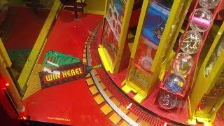 Whistle Stop Arcade Game WINNER Once Again :) (Prince of Persia Movie)