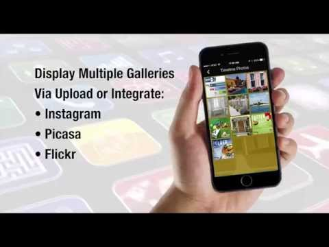 15 Mobile App Development | Los Angeles | Hotels | Manage the Image Tab