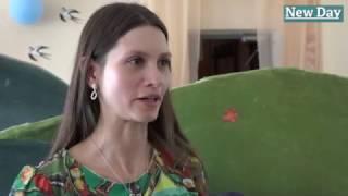 Миссис Волгоград-2017 устроила в доме Малютки благотворительный праздник