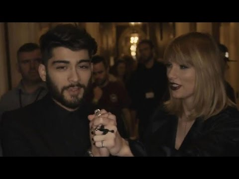 Behind the Scenes of Taylor Swift and Zayn...
