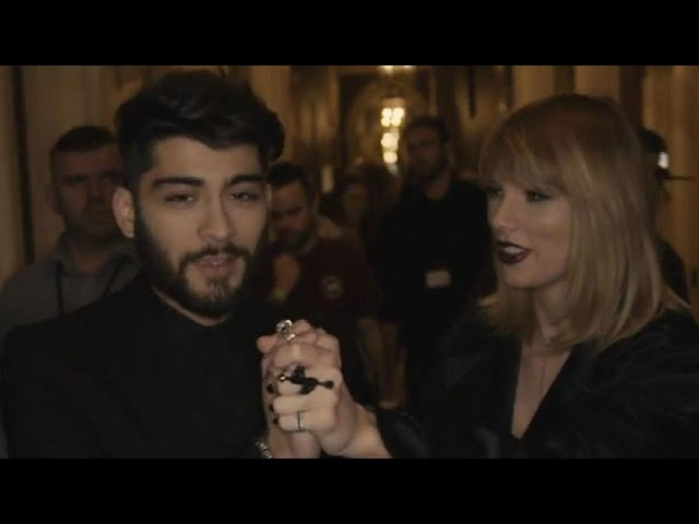 Behind the Scenes of Taylor Swift and Zayn Malik's New Music Video, 'I Don't Wanna Live Forever'