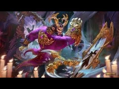 SMITE Cursed King Cernnunos Totally Annihilates Nu Wa in a 1V1 ranked duel