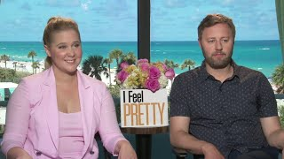 Amy Schumer brings the laughs in 'I Feel Pretty'