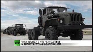 Turkey irritates US with Russian arms deal
