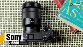 sony a6500  обзор беззеркальной камеры премиум-класса с матрицей APS-C