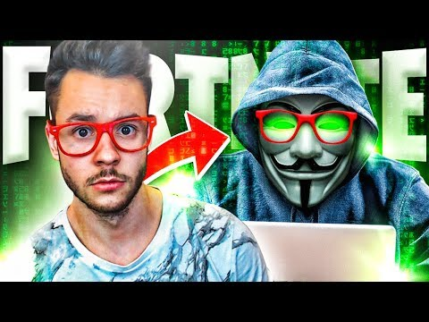 SOY HACKER EN FORTNITE...?