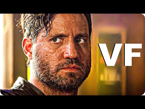 THE LAST DAYS OF AMERICAN CRIME Bande Annonce VF (2020)