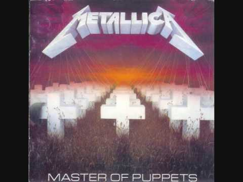 Metallica  Leper Messiah Studio Version