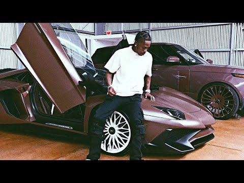 How Travis Scott Spends His Millions