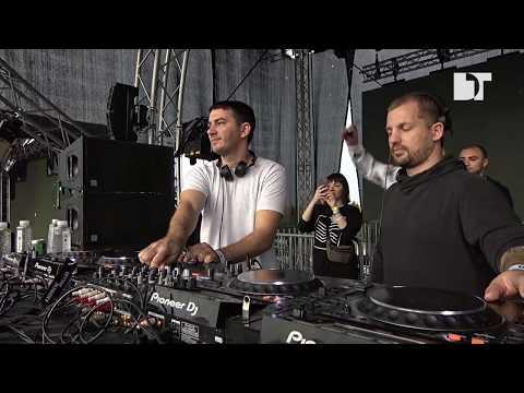 TKNO b2b Andrew Meller at Dance Park, Serbia [Highlight 2]