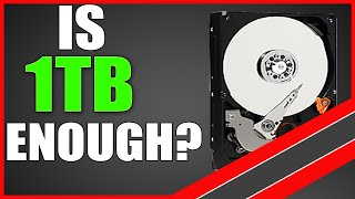 Is 1 TB Enough For PC Gaming?