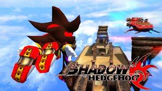 Shadow the Hedgehog - Sky Troops (Normal) [REAL Full HD, Widescreen] 60 FPS