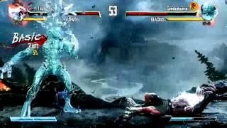 Xbox one KI fights