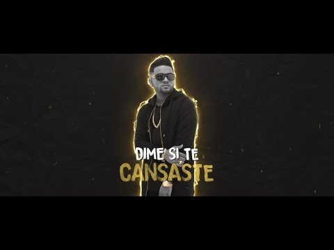Si te Cansaste - Rubiel International Ft Darkiel (Video Lyric Oficial)