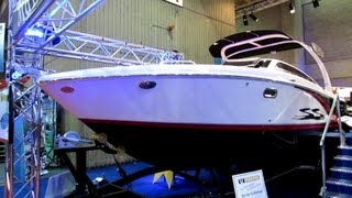 2013 Four Winns 260SS Motor Boat - Walkaround - 2013 Montreal Boat Show