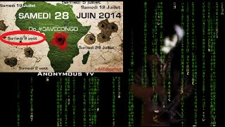 Anonymous ▶ In the Matrix / #SaveCongo / All Saturday| IRC : #OpSaveCongo