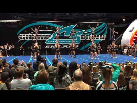 Cheer Sport Great White Sharks Showcase 2017/2018
