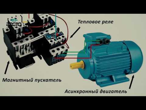 Как выбрать пускатель по мощности двигателя