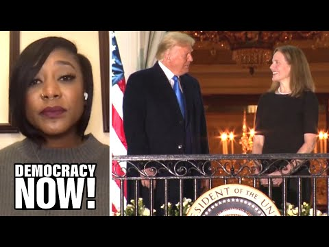 Barrett Confirmed: Black Lives Matter Co-Founder Alicia Garza on GOP's Supreme Court Power Grab