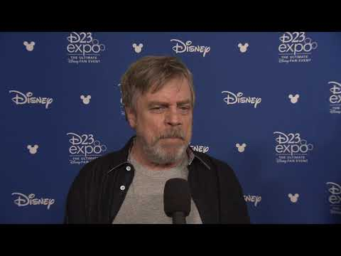 Star Wars: The Last Jedi: Mark Hamill D23 Expo Interview