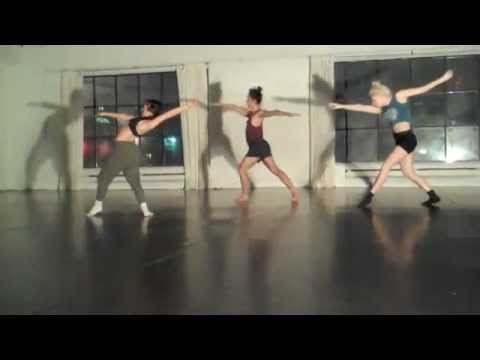Julia Cratchley class at OIP 'can't make u love me combo'