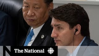 Trudeau had 'brief, constructive interactions' with Xi Jinping at G20