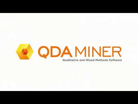 QDA Miner - Adding and Deleting Cases
