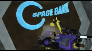 LEGO Space Police - Smash