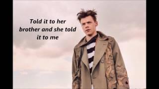 Baixar Harry Styles - Only Angel lyrics