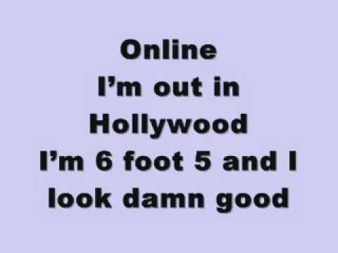 Brad Paisley-Online ~Lyrics~