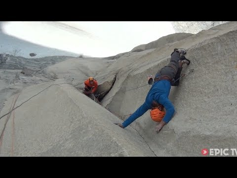 Dream Pitch Climbing, Patagonian Stemming | The Whistler, the Wizard & the Raccoon, Ep. 6