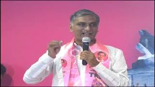 కె.టి.ఆర్ ఫై హరీష్ రావు పంచులు చూడండి | Harish Rao Fires on KTR | TRS | Political Qube