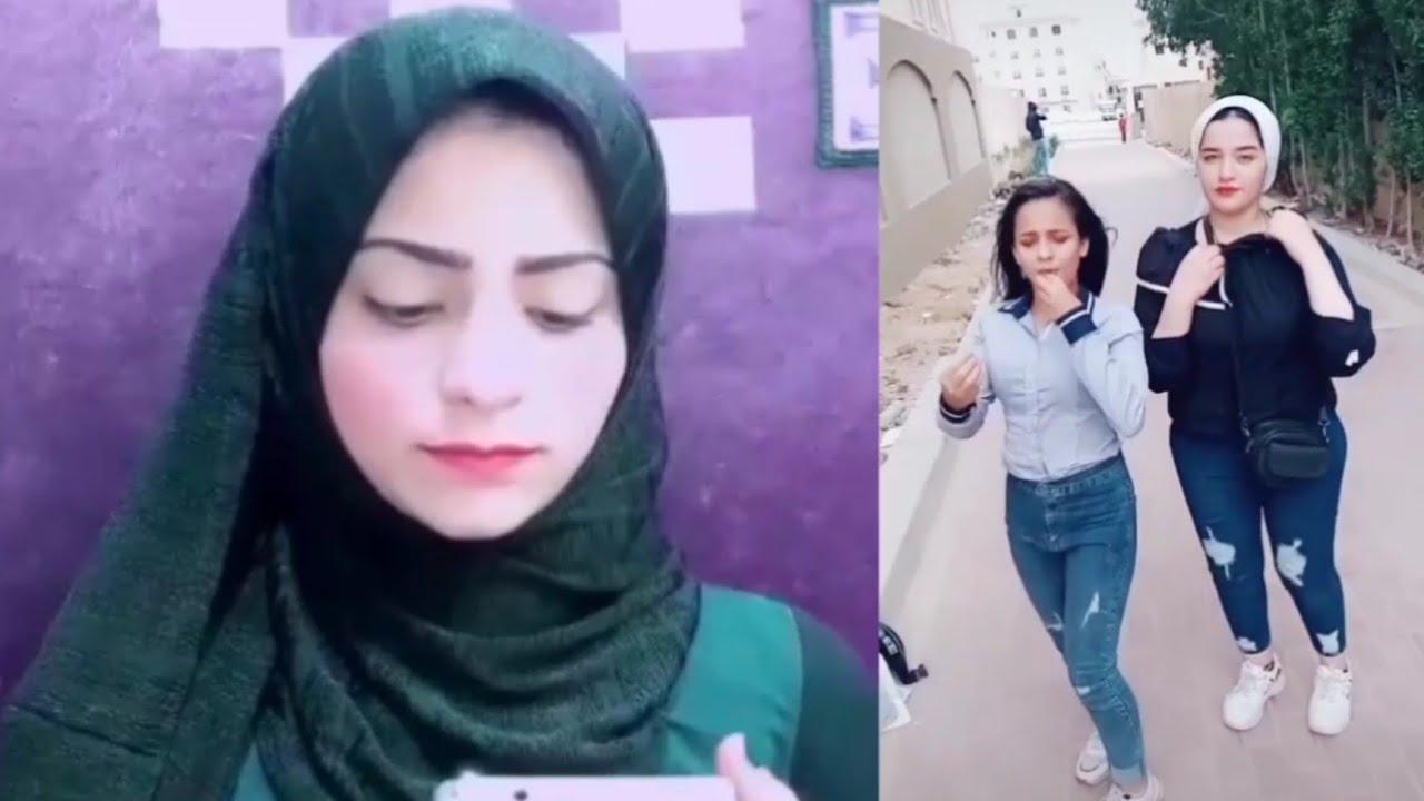 أثر حنين حسام ع البنات | Tik Tok |  حملة القضاء علي جراثيم التيك توك