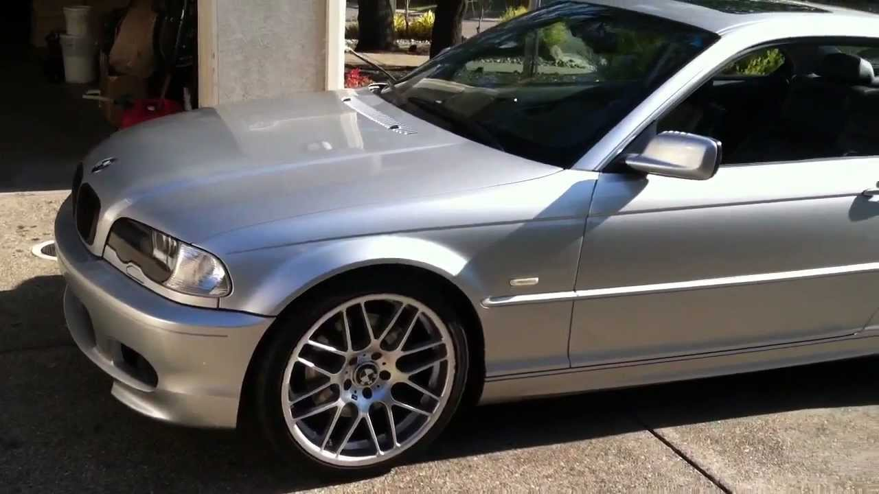 Vmr Vb3 Wheels Csl Reps Bmw E46 330ci Youtube